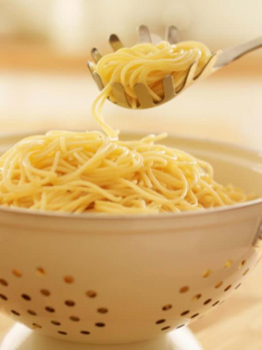 Gli italiani e la pasta