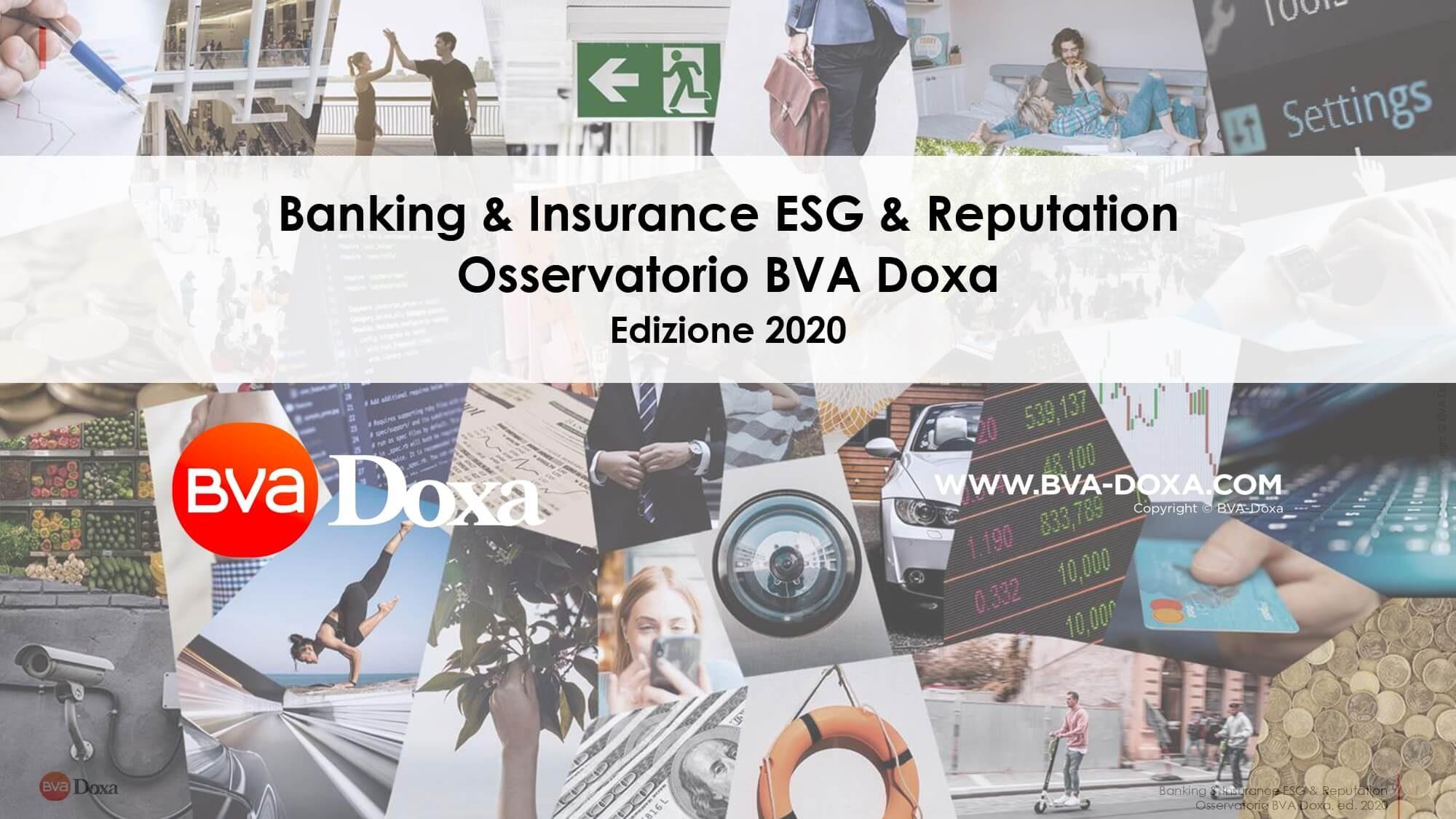 Bva Doxa Banking & Insurance Esg & Reputation Page 0001