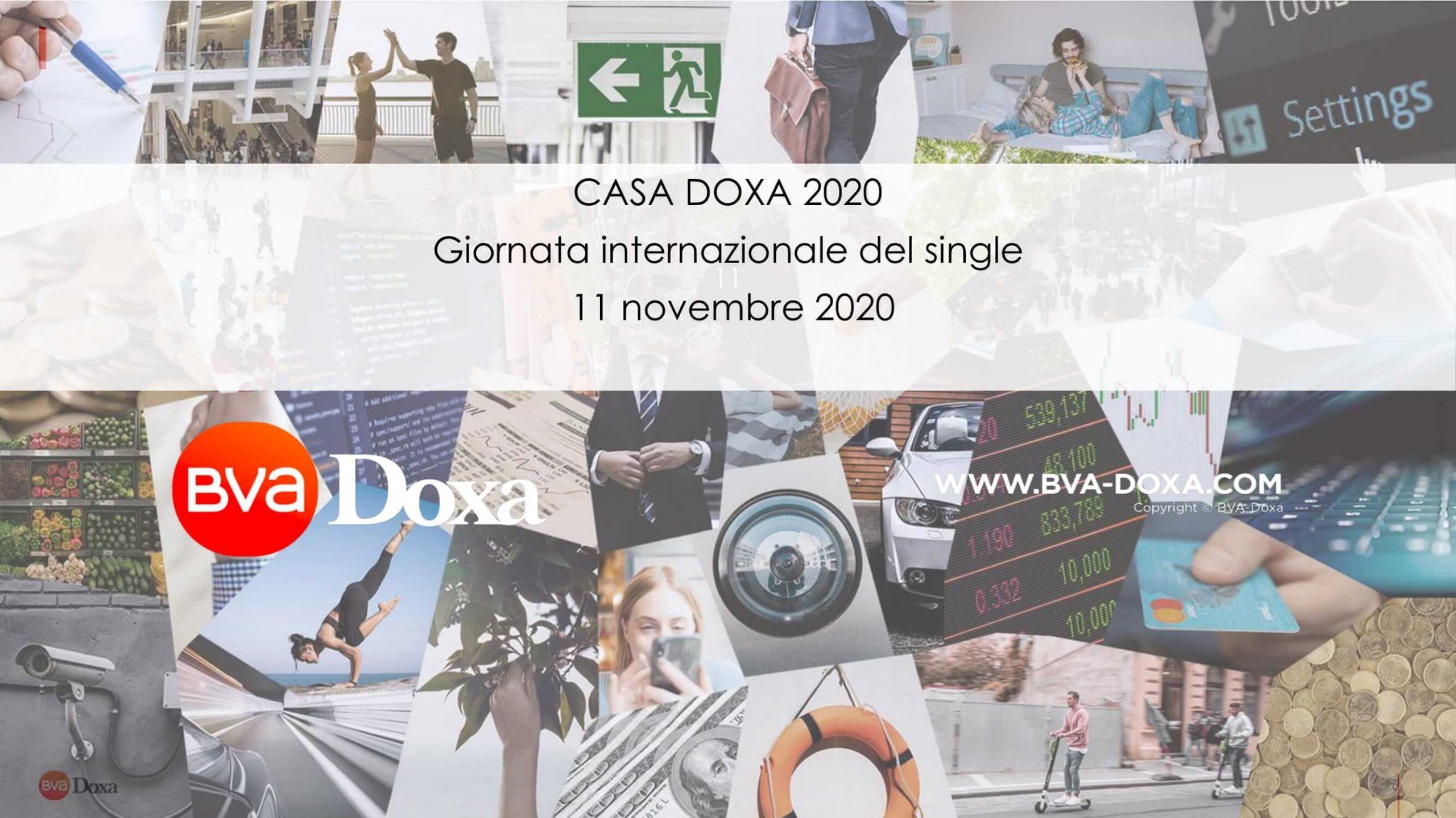Casadoxa 2020 Giornata Internazionale Dei Single 2020 11 11 01