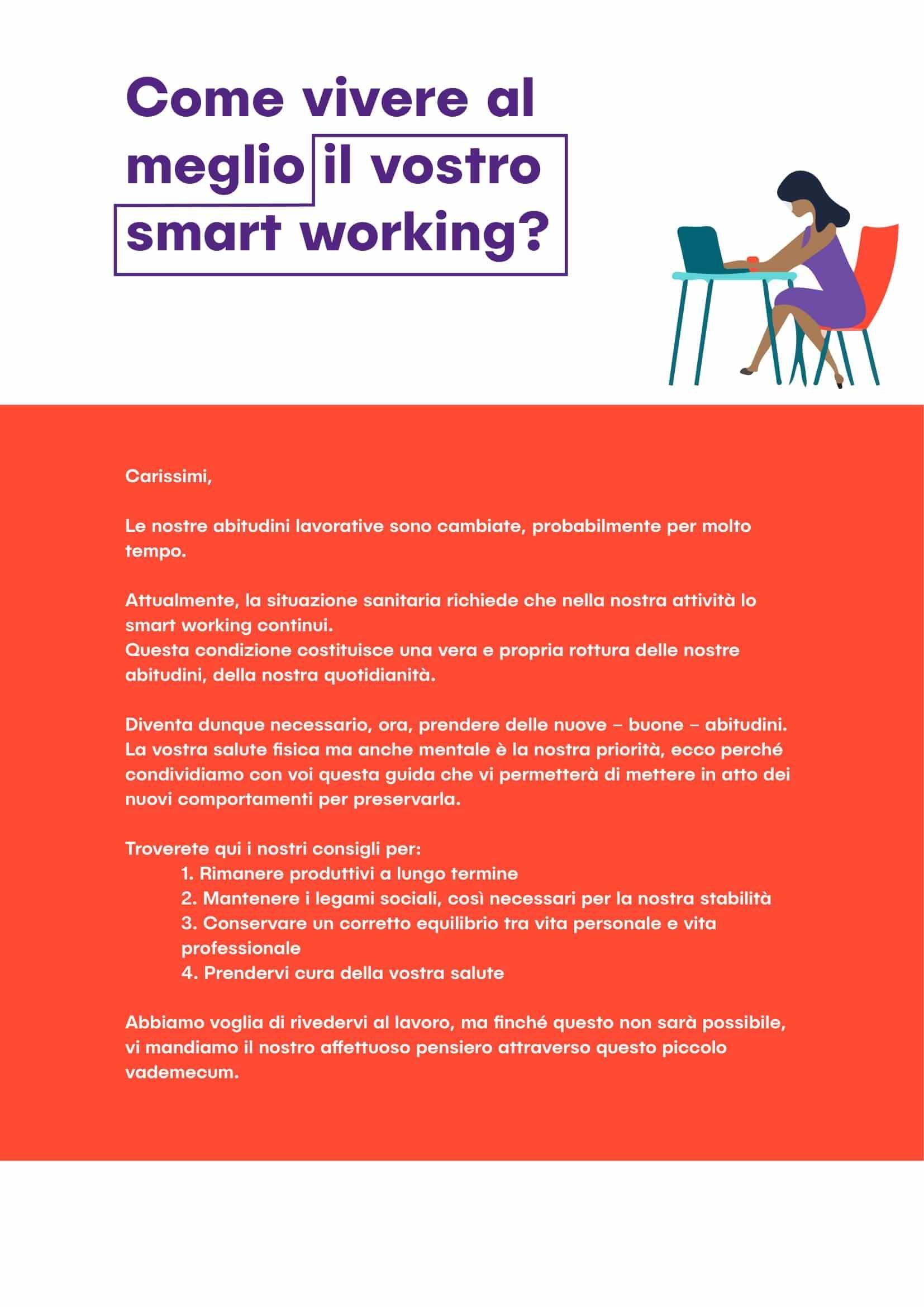 Come Vivere Al Meglio Lo Smart Working 2