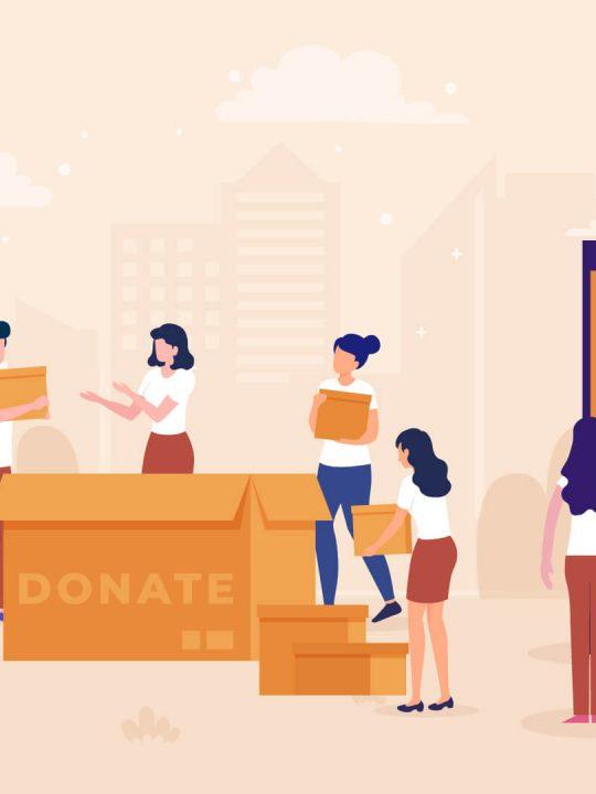 Donare 3.0: gli italiani solidali sono sempre più digital