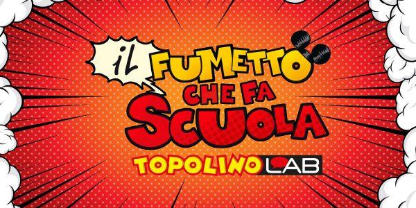 Con Topolino, il fumetto fa scuola!