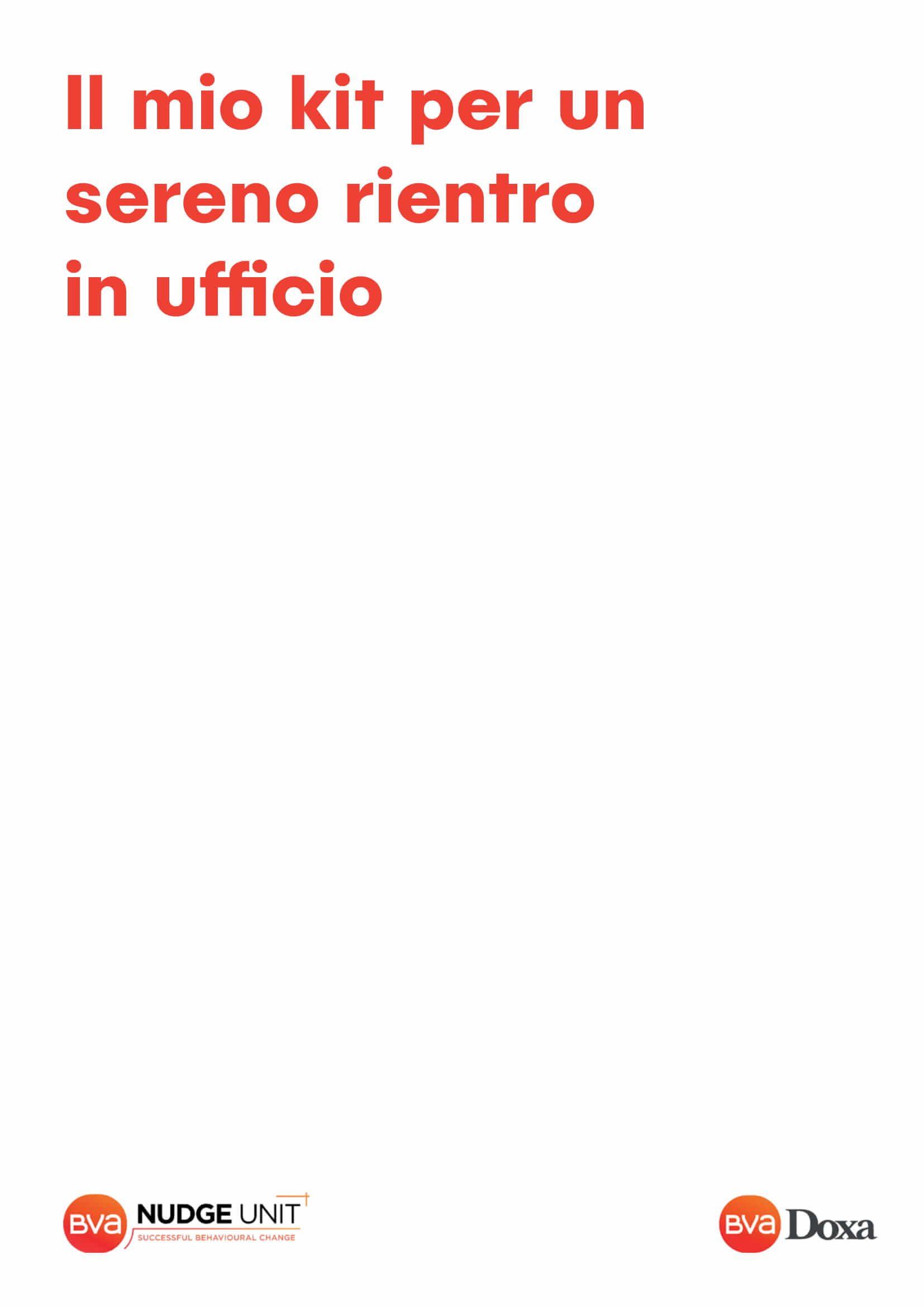 Kit Per Un Sereno Rientro In Ufficio 01