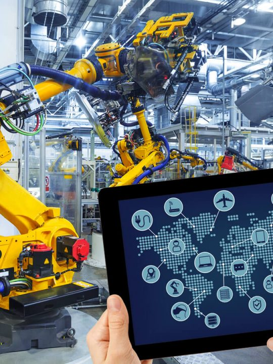 Lavoro, largo a robot e IA