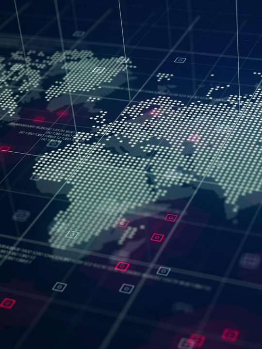 Global power is no longer connected to a more secured world