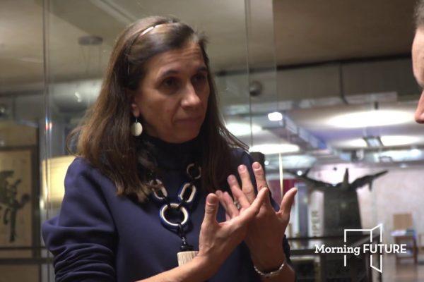 Marina Salamon, essere donna nel mondo del lavoro