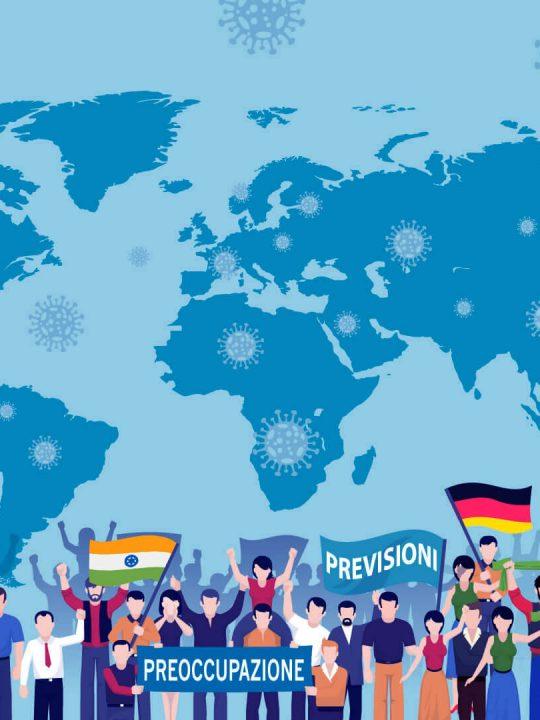 Opinioni e previsioni sull'emergenza in Italia e nel mondo <sup>(update)</sup>