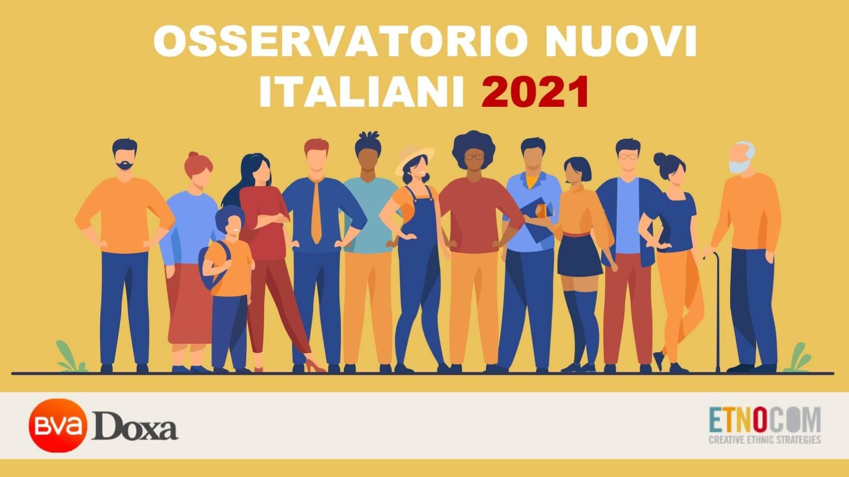 Osservatorio Nuovi Italiani 2021 01