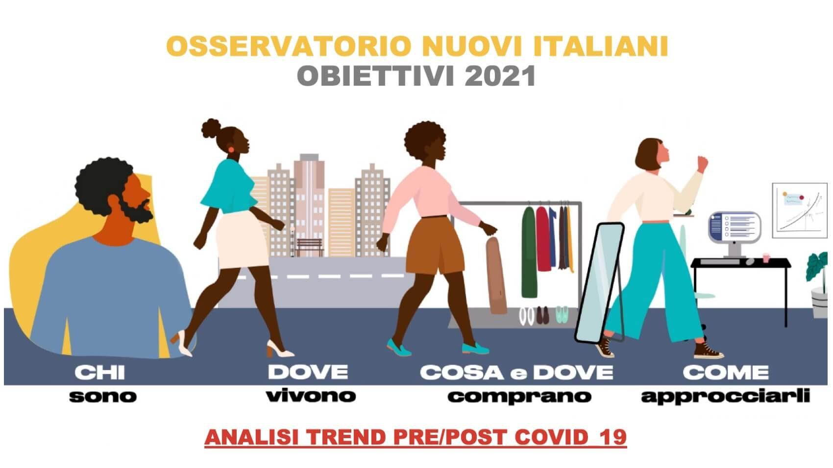 Osservatorio Nuovi Italiani 2021 12