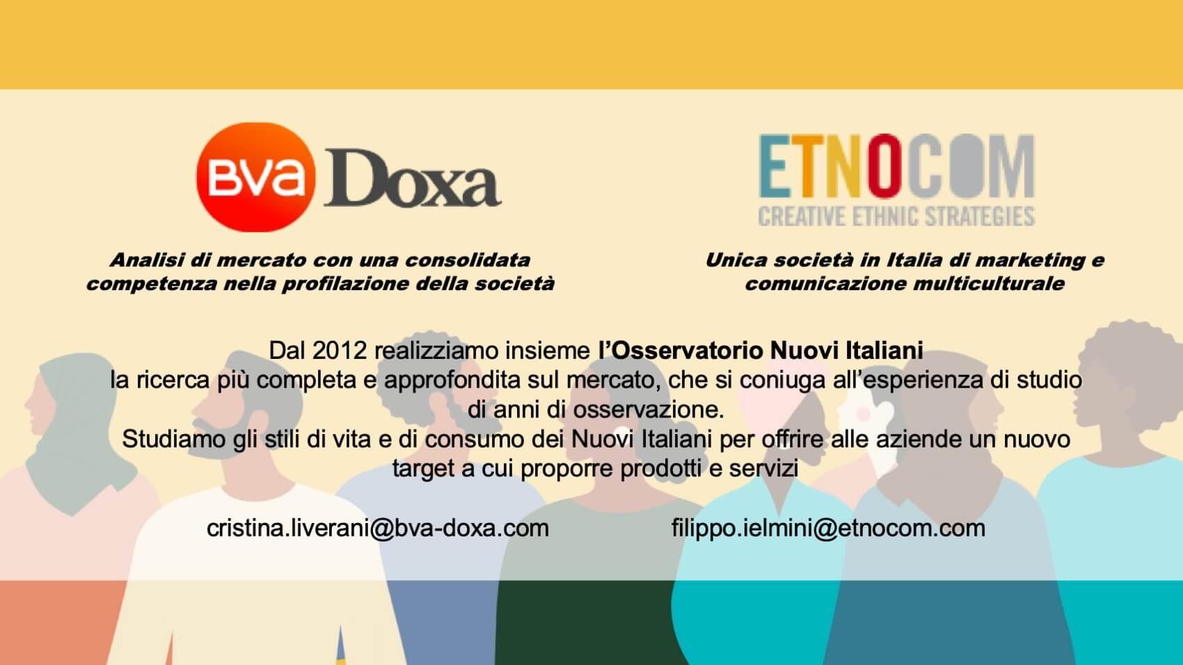 Osservatorio Nuovi Italiani 2021 20