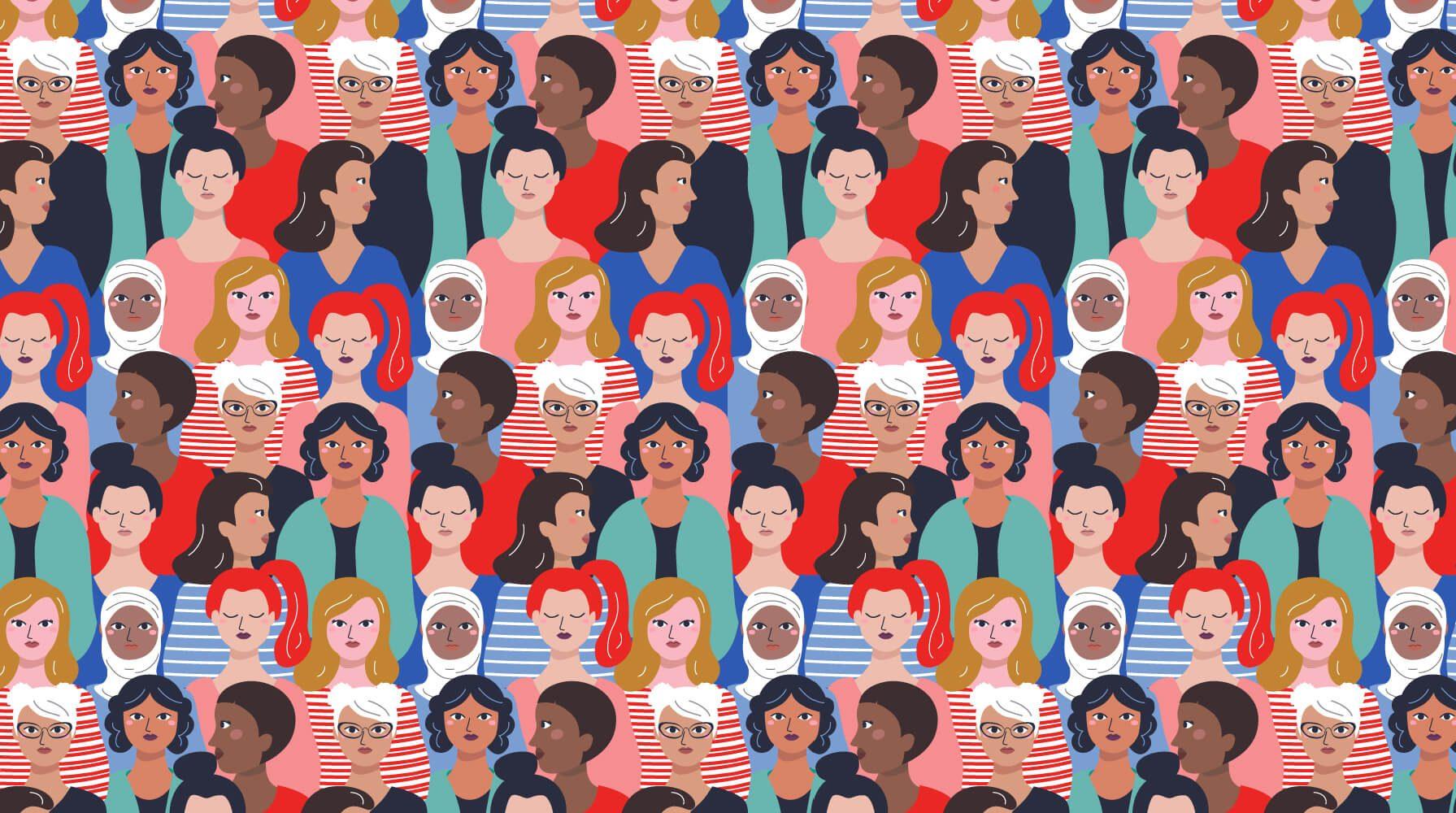 Gender Equality, The World Survey