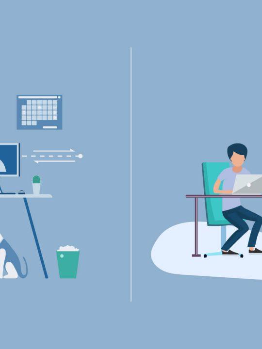 Post-Covid: guida allo smart working sereno + kit rientro in ufficio