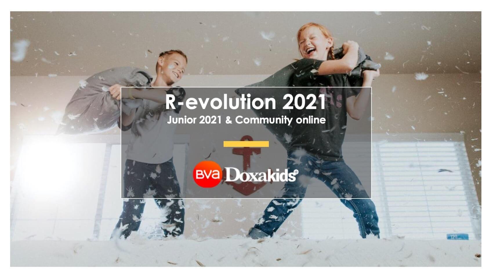 R Evolution 2021 Junior 2021 & Community Online 01