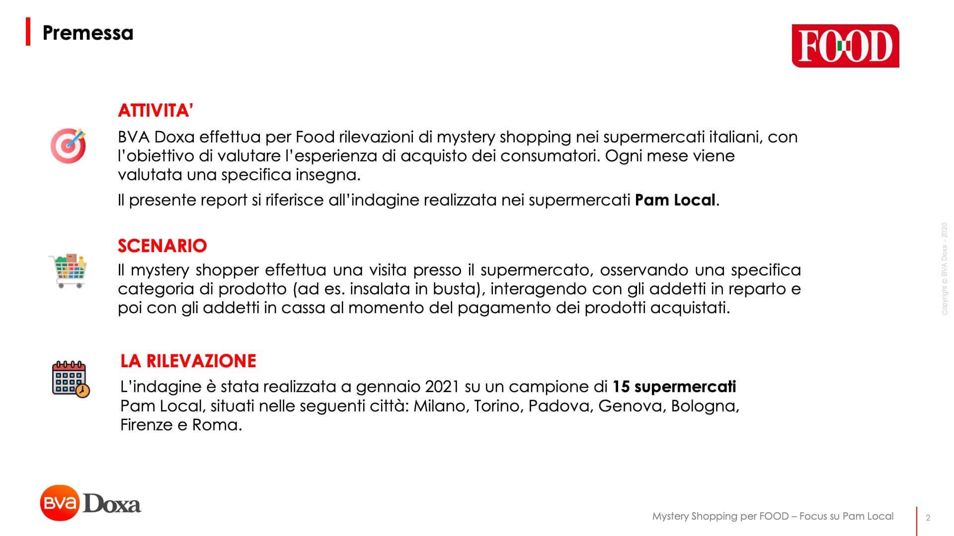 Report Food Pam 02