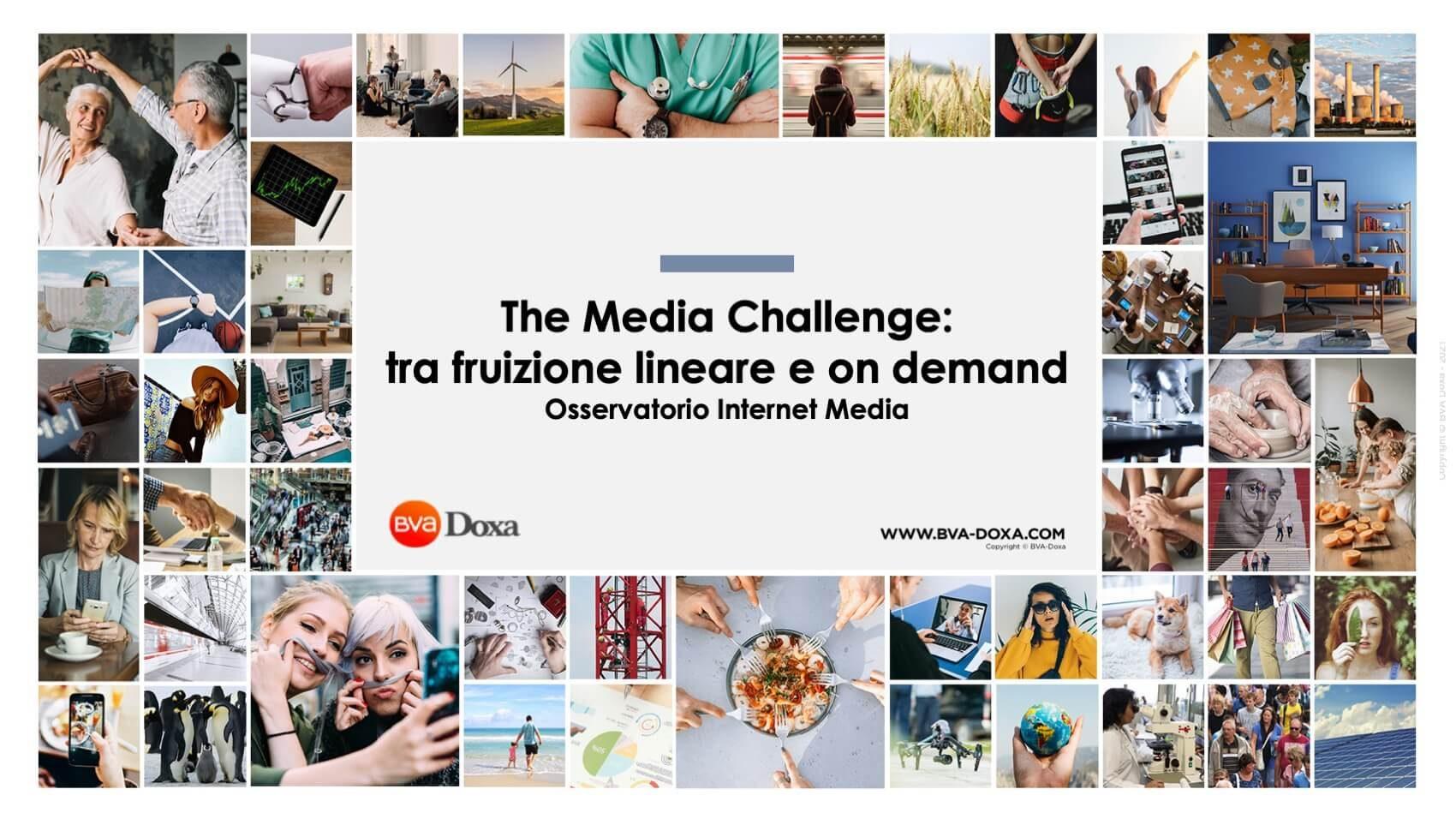 The Media Challenge 01