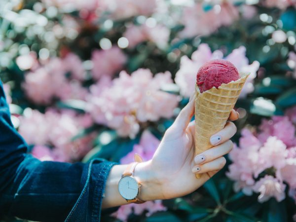 Crazy for ice-cream
