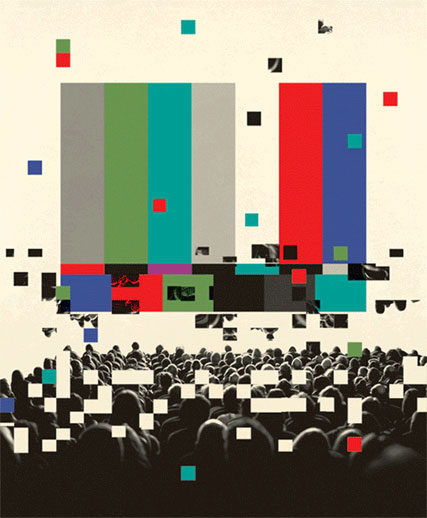 62% della spesa degli italiani per contenuti Media passa dalla TV