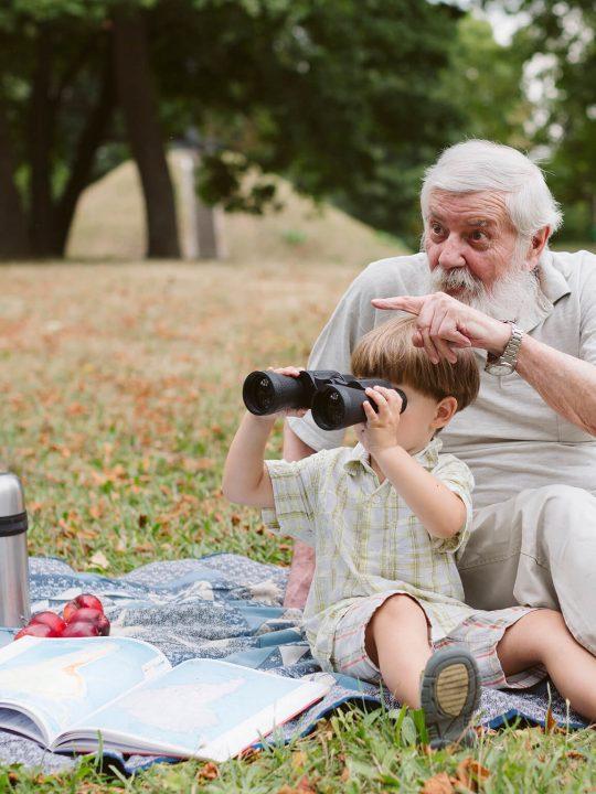 Viva i nonni