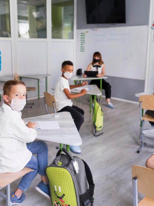 Apply Behavioral Science for Proper Hygiene at Kindergarten and Primary School
