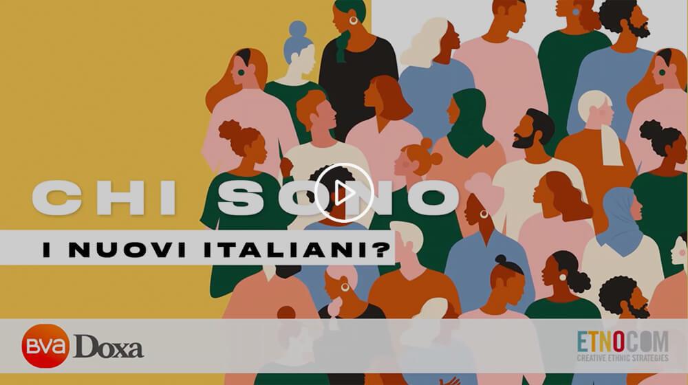 Chi Sono I Nuovi Italiani