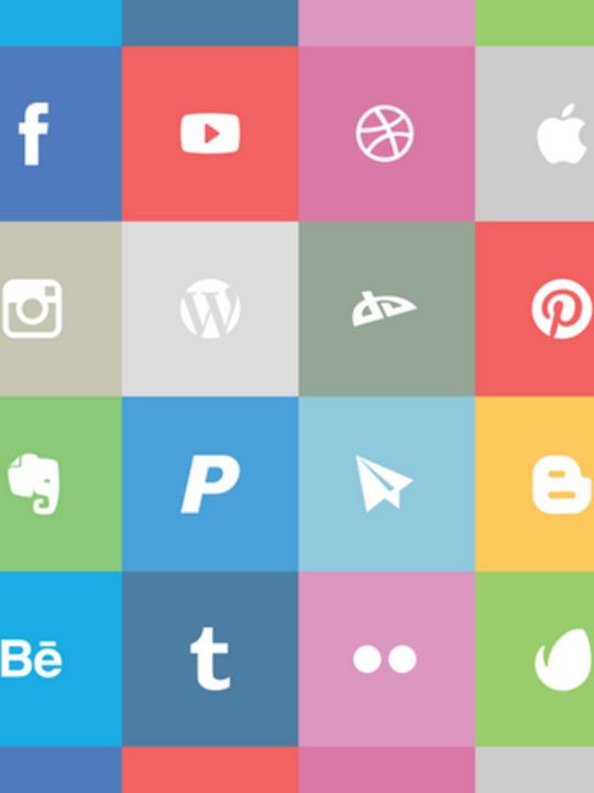 Social Media, Roamler e condivisione