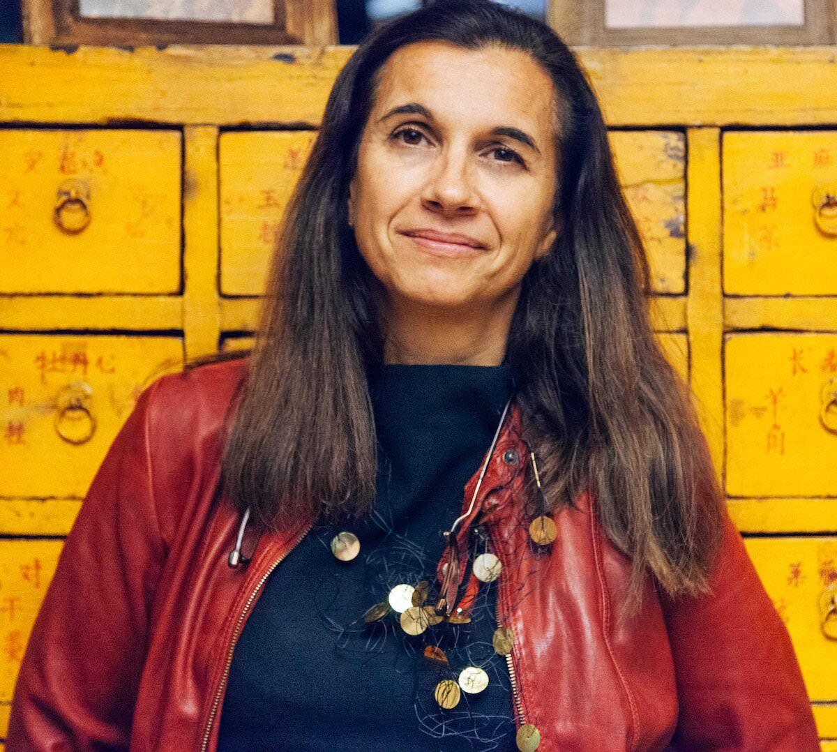 Premio Tecnovisionarie a Marina Salamon per la creatività