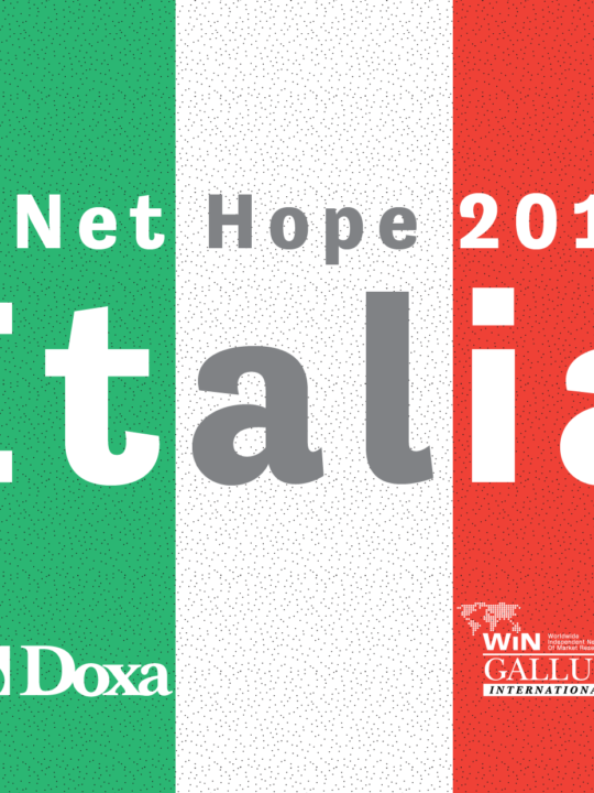 Net Hope 2014 in Italia