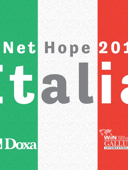 Net Hope 2014 in Italia