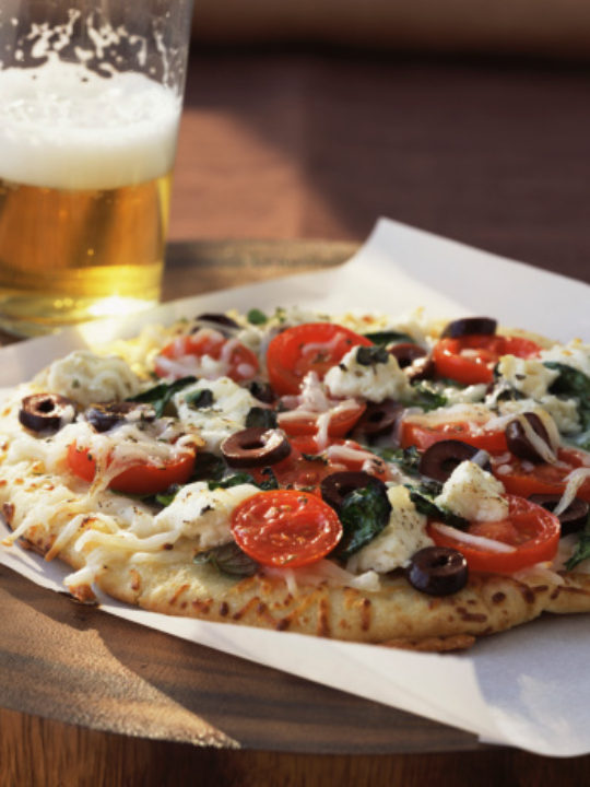 Pizza e birra: il 58% le consuma in casa