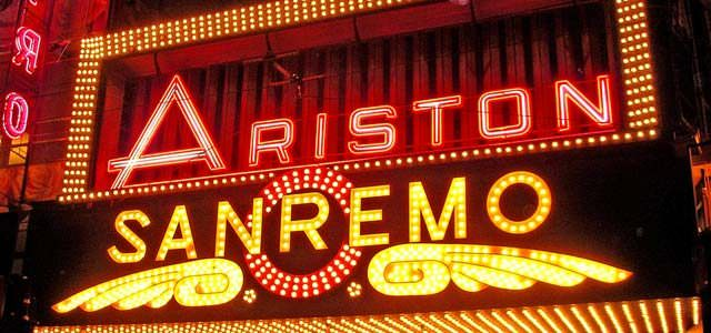 Se Sanremo detta(va) l'Hit-Parade