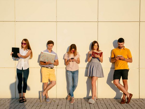 Teenagers & Web, focus on safety